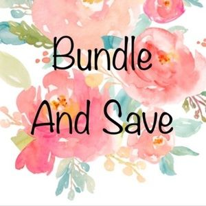 Accessories - Bundle and Save!!